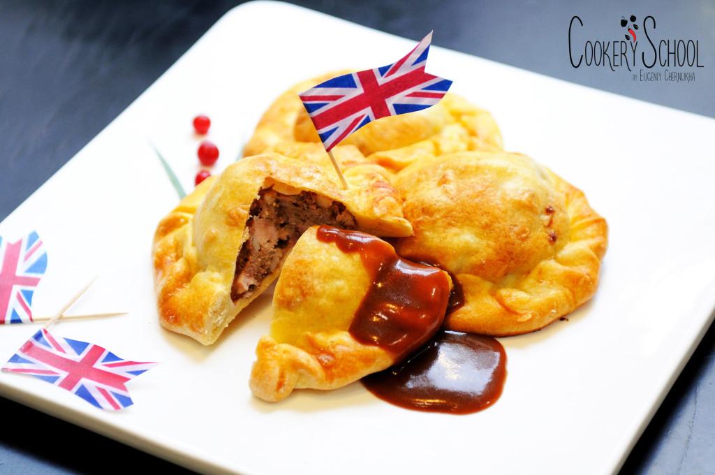 Английская кухня.