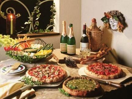 Итальянская кухня.