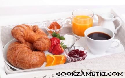 Что лучше кушать на завтрак.