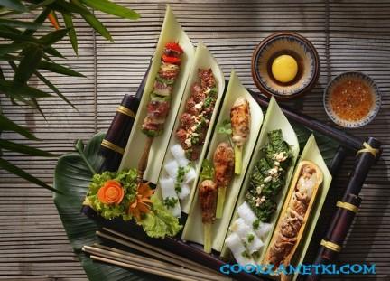 Вьетнамская кухня.