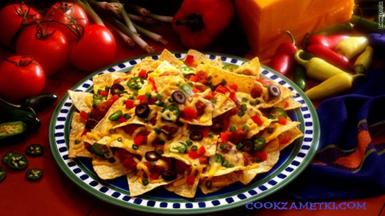 Мексиканская кухня.