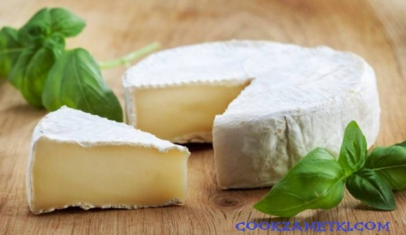 Рецепт сыра Бри.