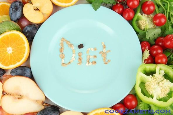 Химическая диета для похудения на 10 кг.