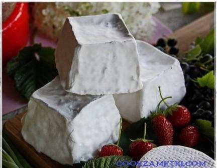 Рецепт сыра Валансе.