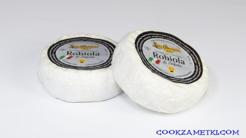 Рецепт сыра Робиола с пажитником.