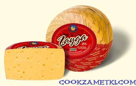 Рецепт сыра Гауда.