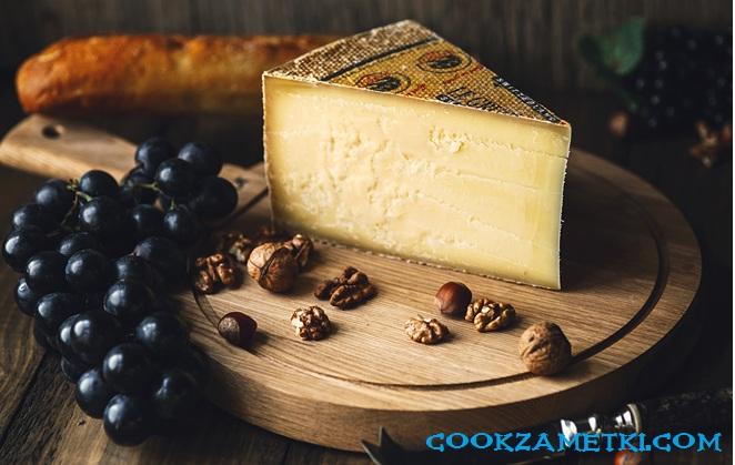 Рецепт сыра Грюйер.