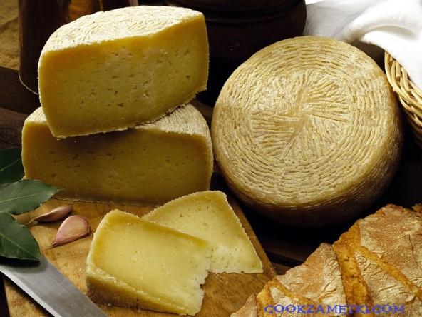 Рецепт сыра Канестрато.