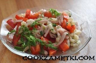 salat-s-makaronami-vetchinoj-i-bolgarskim-percem-25023