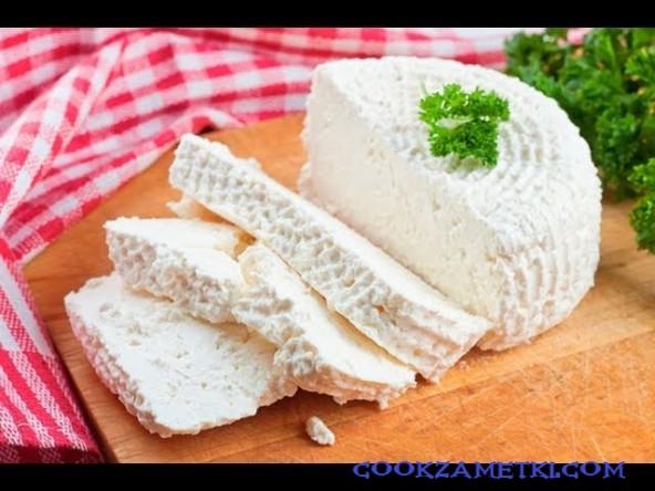 Рецепт Адыгейского сыра.