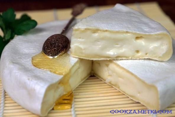 Рецепт сыра Камамбер.