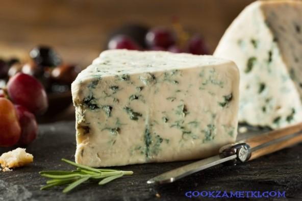 Рецепт сыра с голубой плесенью.