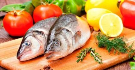 Рыбная диета для похудения на 10 кг