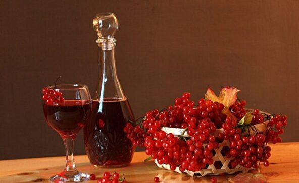 Вино из рябины – 5 лучших рецептов