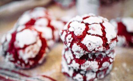 Печенье  «Красный бархат»