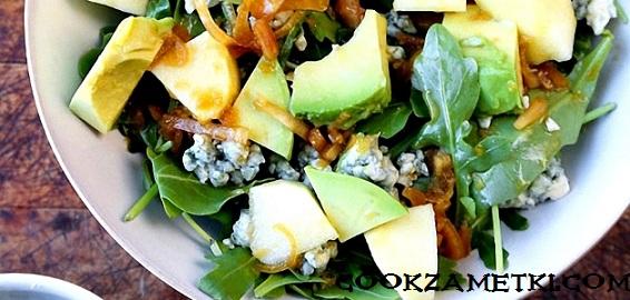 salat-s-rukkoloj-i-avokado-3