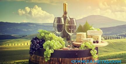Вино – пятый элемент.
