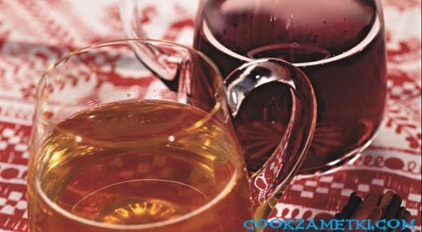Сбитень с вином.