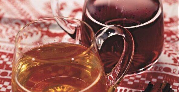 Сбитень с вином