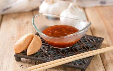 Китайский чесночный соус
