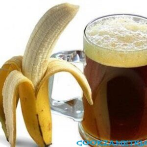 Банановый квас.