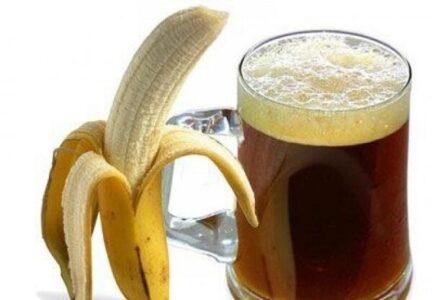 Банановый квас