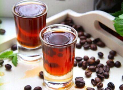 Кофейный ликер в домашних условиях