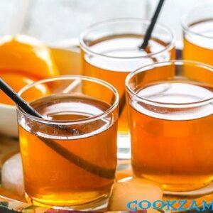 Ванильно-жасминовый холодный чай.