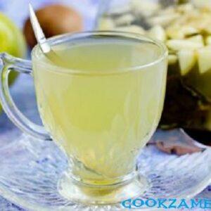 Зеленый чай с киви.