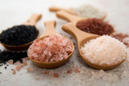 Удивительные факты о соли