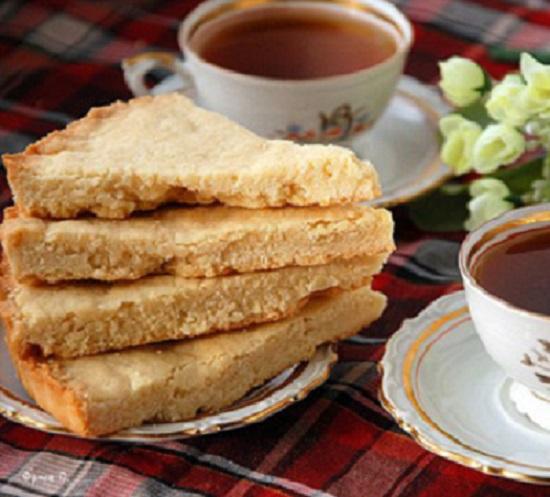 Шотландское песочное печенье (Shortbread)