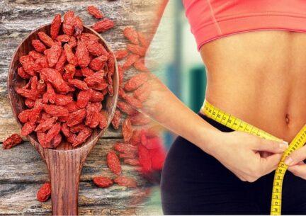 Диета с ягодами годжи для быстрого и эффективного похудения