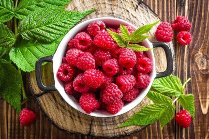 Малиновая диета для быстрого и эффективного похудения