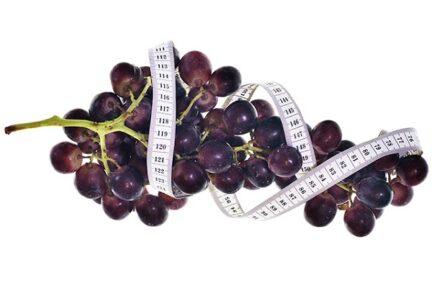 Виноградная диета для быстрого и эффективного похудения