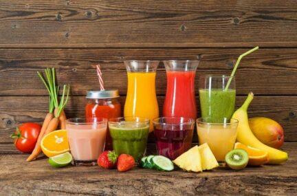 Диета на свежевыжатых соках: плюсы и минусы, рецепты