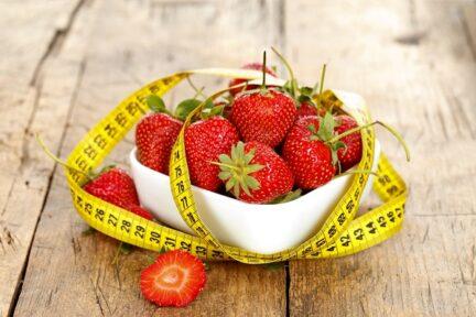 Клубничная диета для быстрого и эффективного похудения