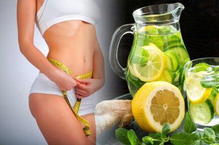 Лимонная диета для быстрого и эффективного похудения