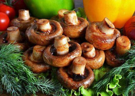 Маринуем грибы для шашлыка: 5 лучших способов