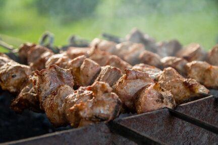 Острый маринад для свинины и телятины