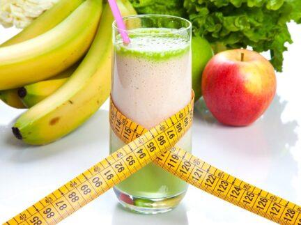 Кефирно-фруктовая диета